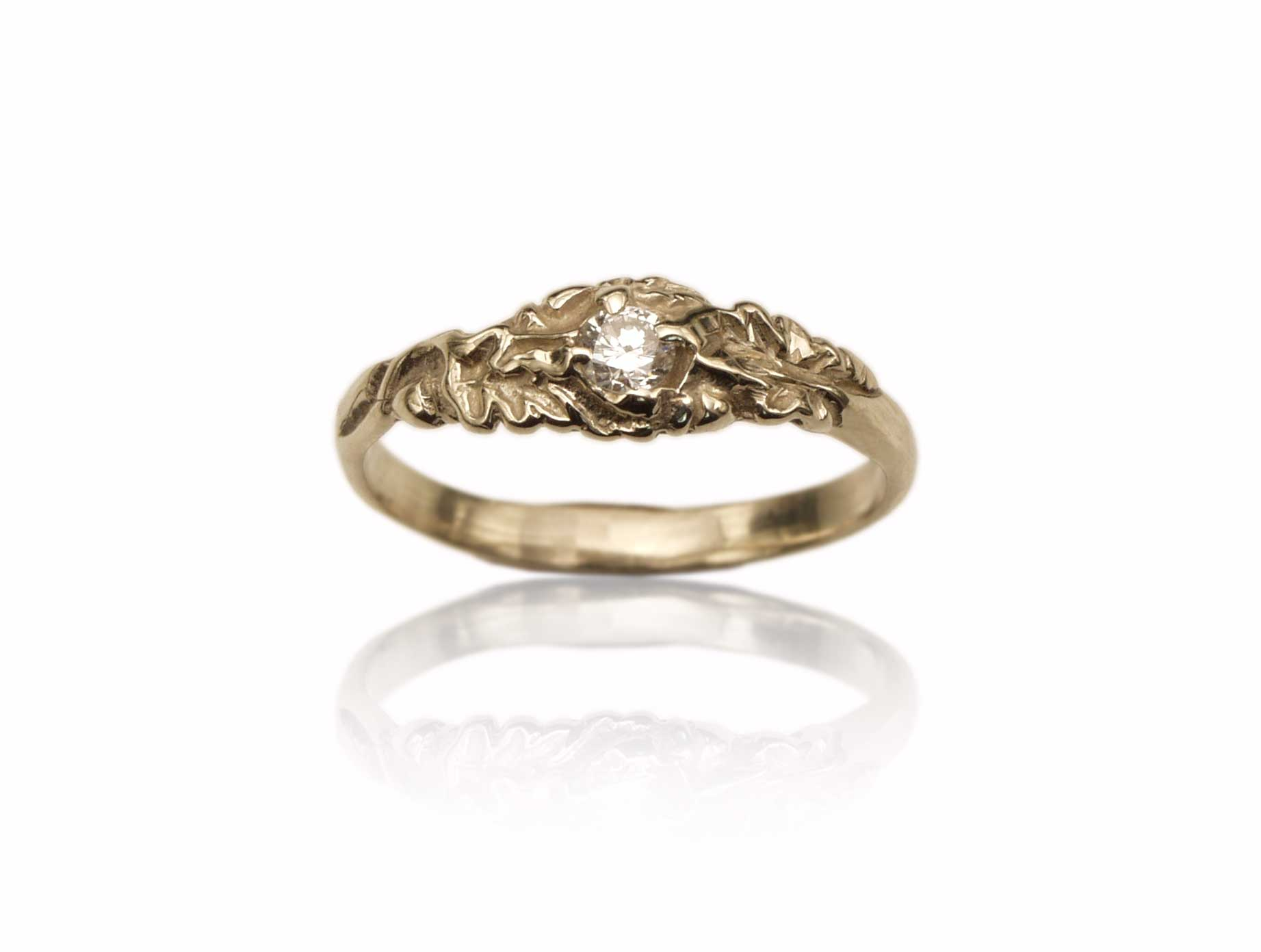 total design cut the prong price gold leaf band is wedding for olive rose measure size ring carat weight round contemporary img new each in of this diamonds set rings diameter that diamond a approx